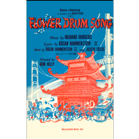 Flower Drum Song poster 1950